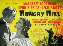 Hungry Hill 1947 DVD - Margaret Lockwood / Dennis Price